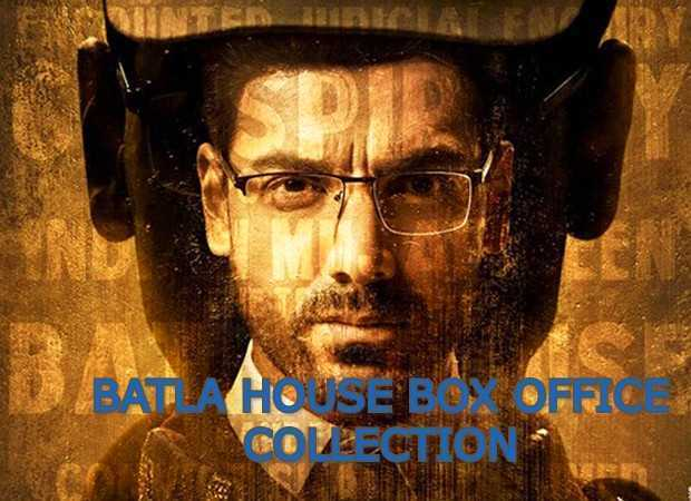 Batla House Box Office Collection
